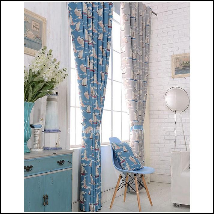 Light Grey Room Darkening Curtains