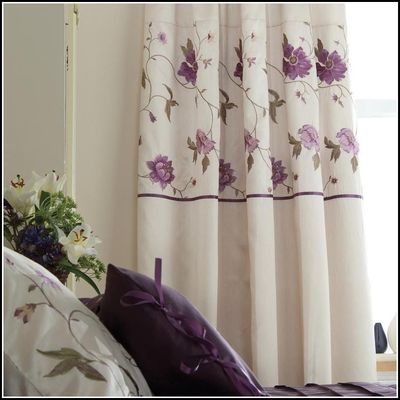 Luxury Bedding And Curtains To Match
