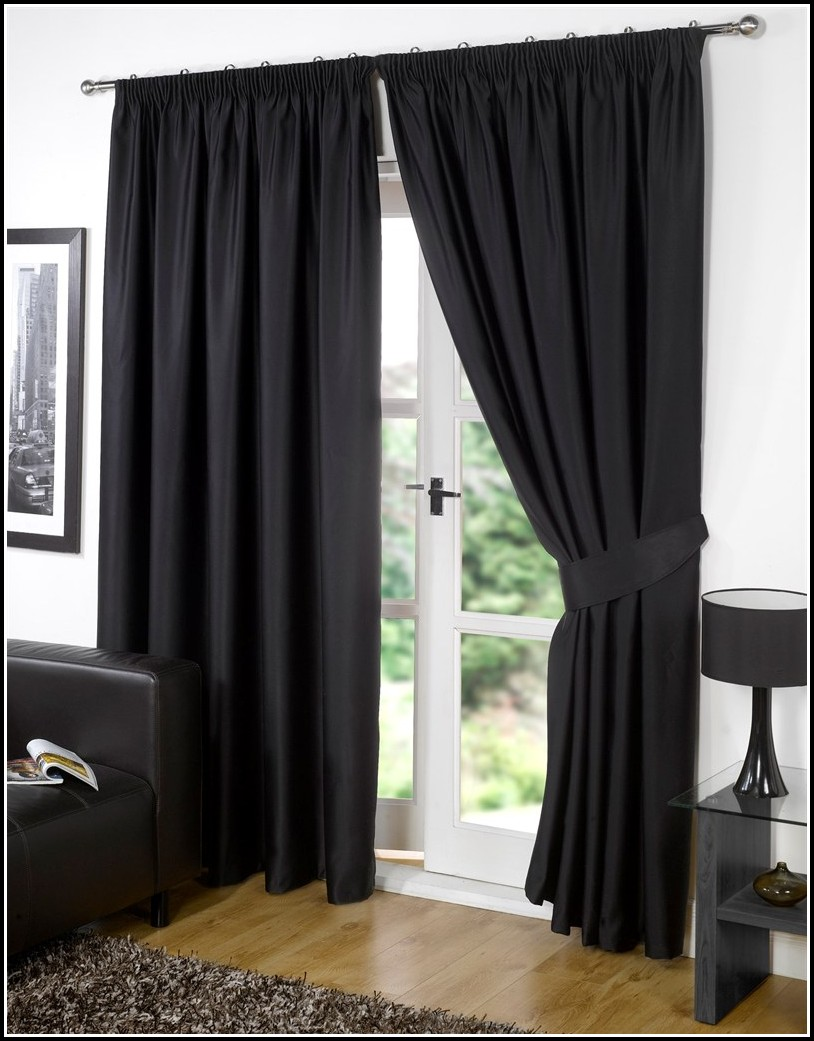 Nursery Curtains With Blackout Lining