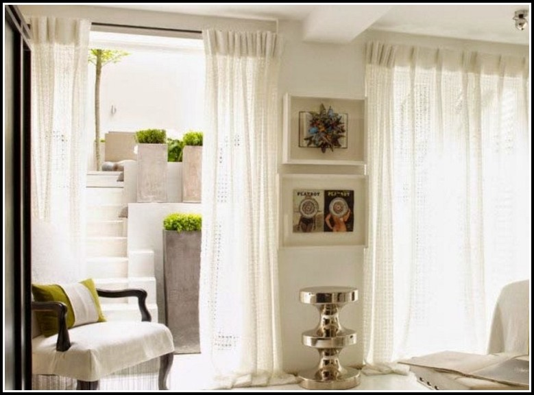 Off White Living Room Curtains