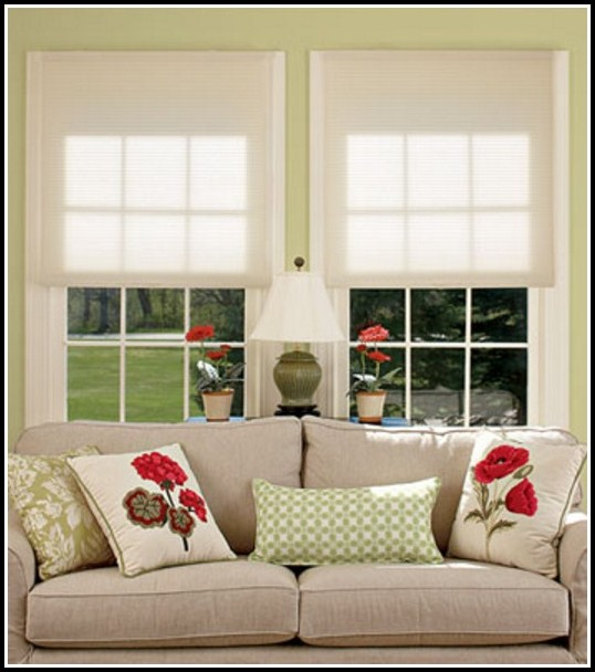 Pictures Of Roman Shades And Curtains