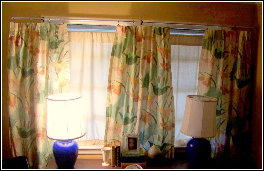Pinch Pleat Curtains With Clip Rings