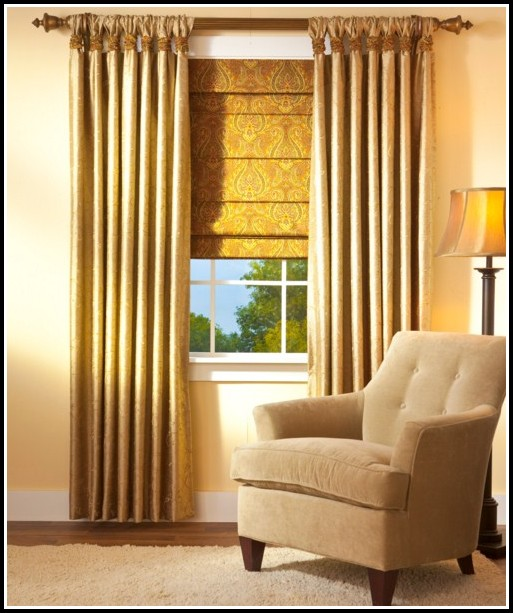 Remote Controlled Roman Shades And Curtains