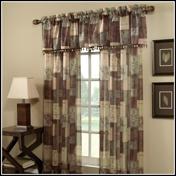 Sage Colored Kitchen Curtains