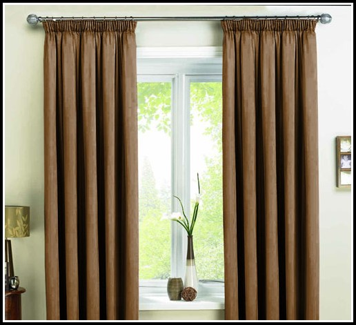 Sewing Curtains With Blackout Lining