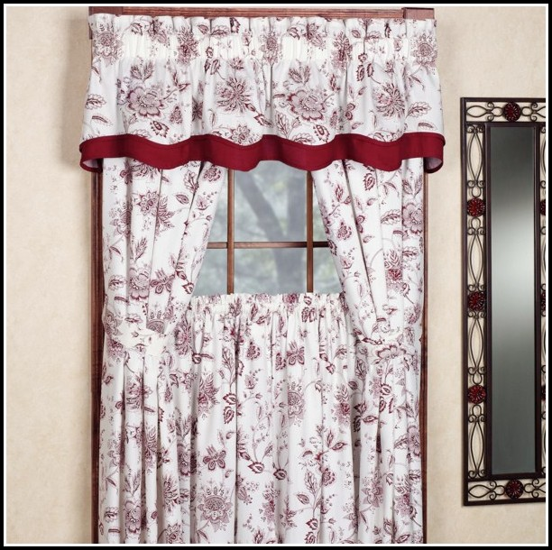 Standard Length Of Living Room Curtains