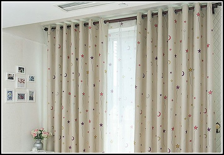 Sun And Moon Curtains Blackout