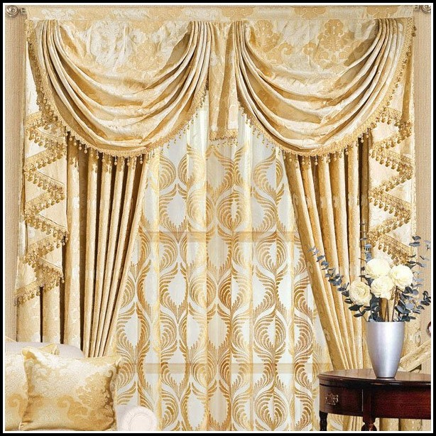 Tab Top Curtains 54 Inches Long