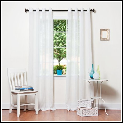 Thermal Grommet Top Curtain Panels