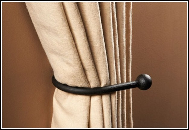 Tie Back Hooks For Children's Curtains