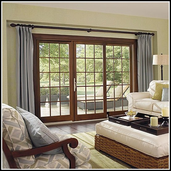 What Size Curtain Panels For Sliding Glass Door
