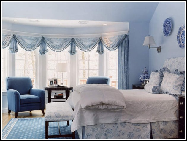 White Curtains For The Bedroom