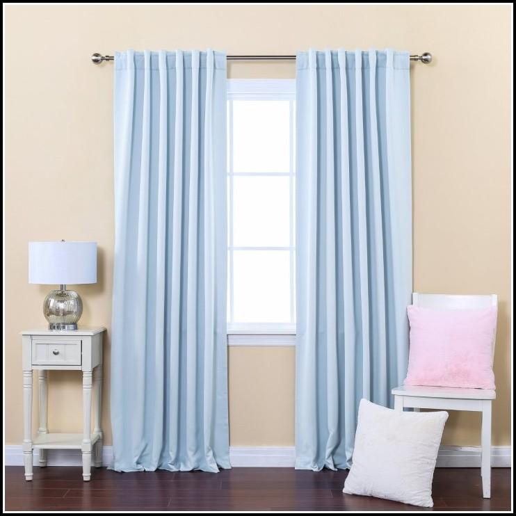 White Wooden Curtain Rod Brackets