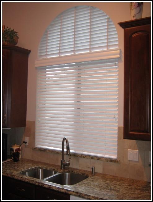 Window Treatments For Half Circle Windows