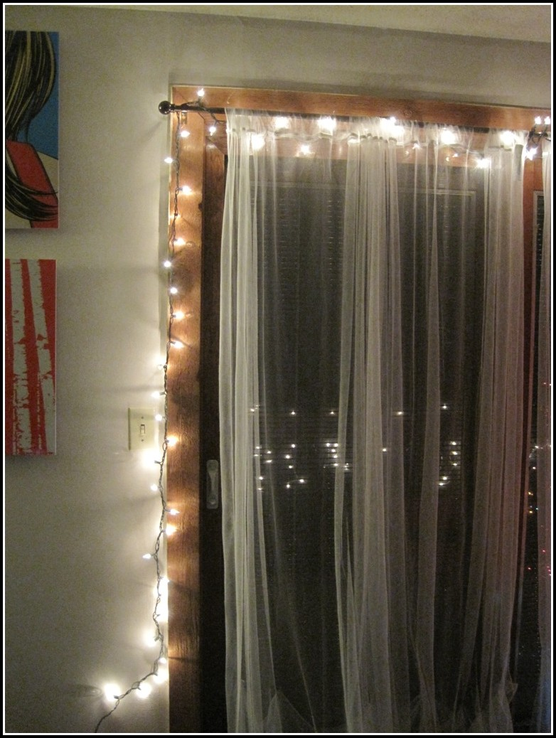 12 Foot Tension Curtain Rods