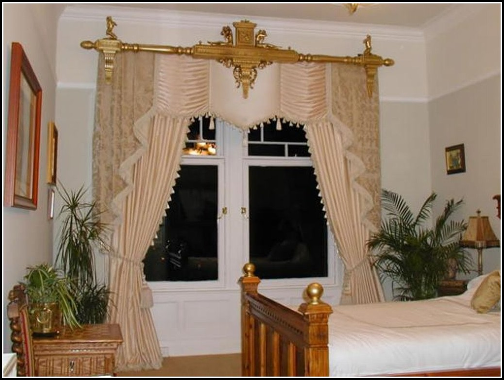 Curtain Ideas For Large Bedroom Windows