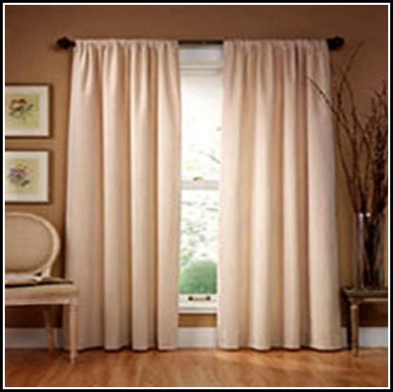 Curtain Length For Bedroom Windows