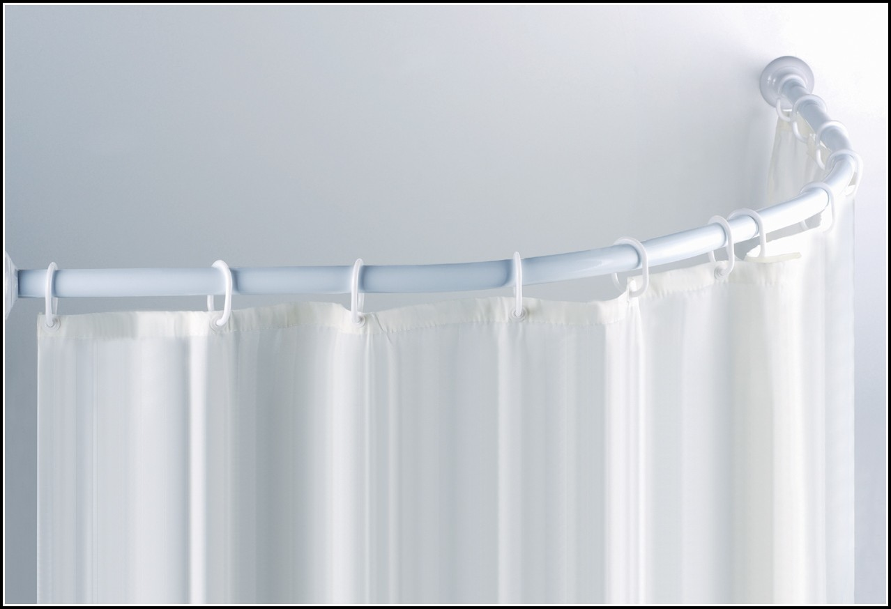 Curtain Rods For Sheers And Curtains