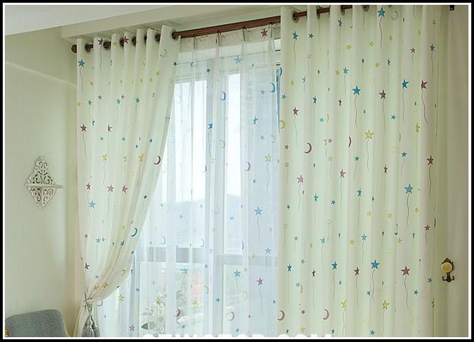 Kids Room Darkening Curtains