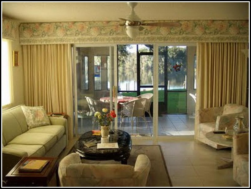 Living Room Window Treatments Curtains