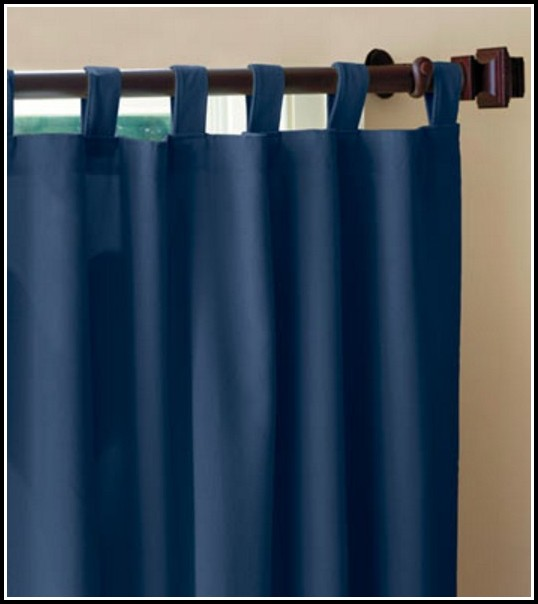 Mamas And Papas Barnaby Button Tab Top Curtains