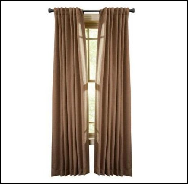 Martha Stewart Everyday Curtains 47435