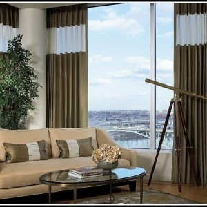 Modern Window Blinds And Curtains