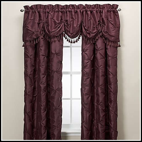 Nicole Miller White Chateau Curtains
