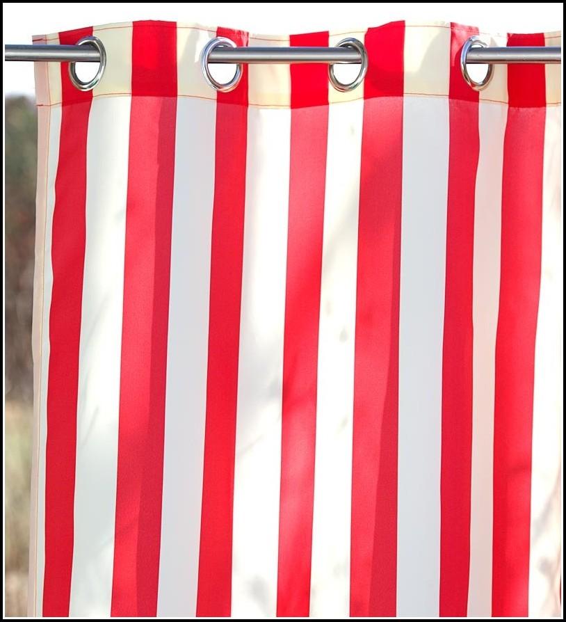 Olefin Outdoor Grommet Top Curtain Panels