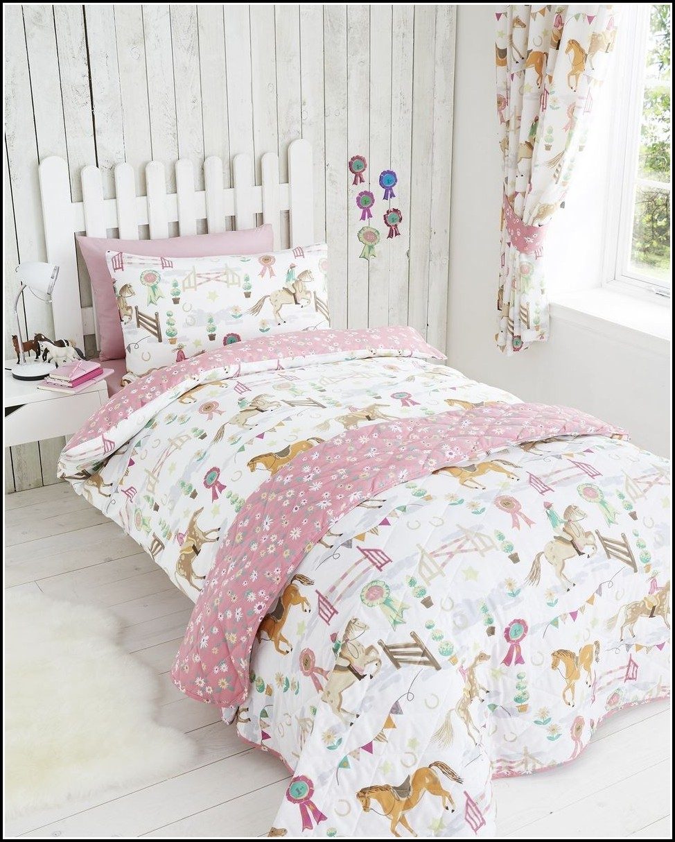 Single Bed Sets With Matching Curtains