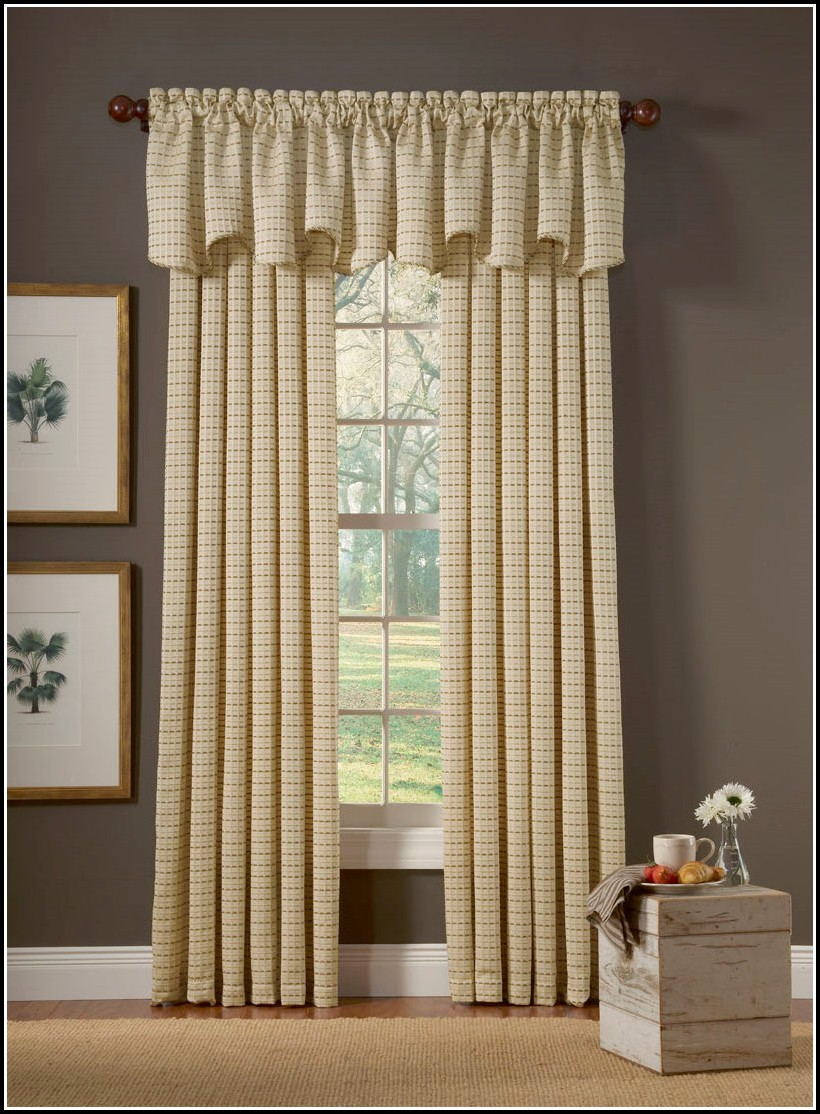 Window Blinds And Curtains Top Decorating