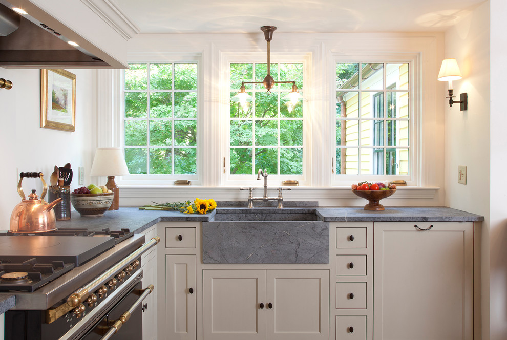 Soapstone Farm Sinks Kitchens