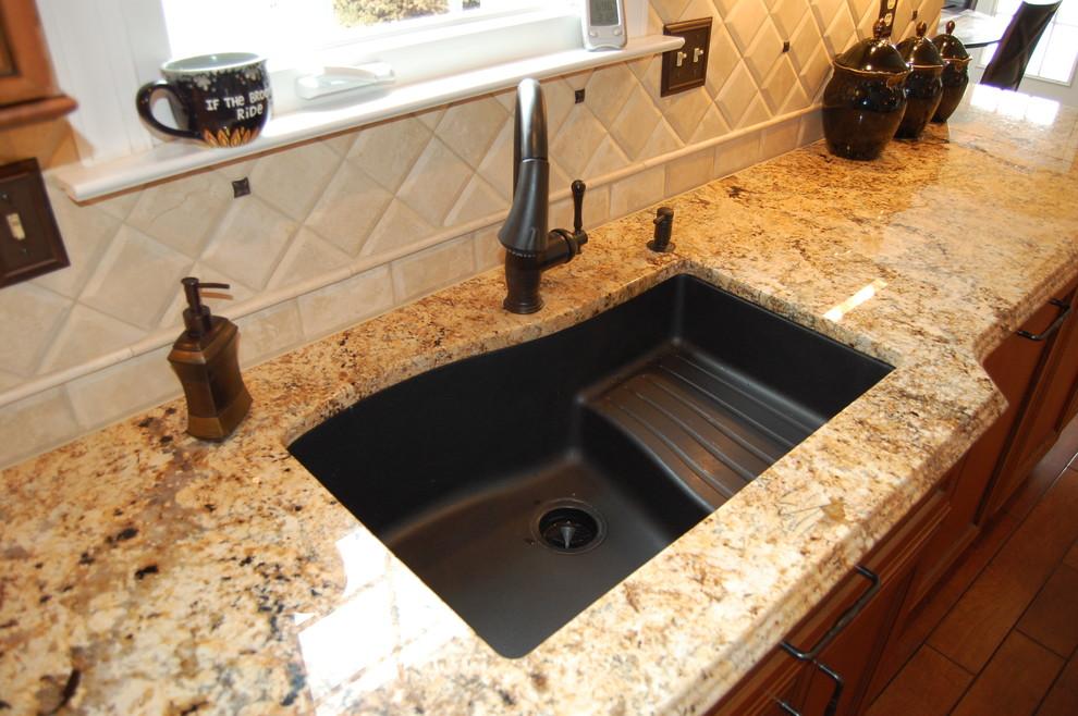 Swan Granite Sink Qzdb-3322
