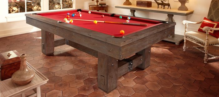 Brunswick pool tables 2016