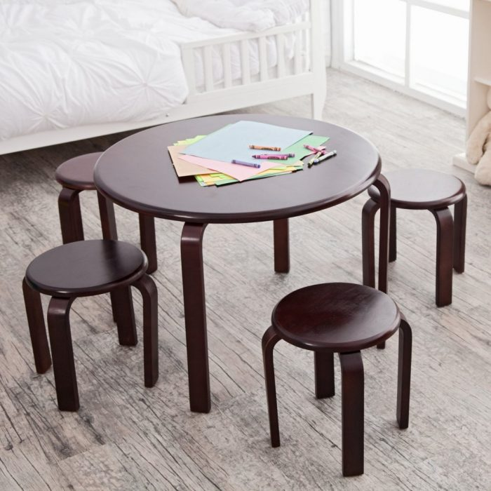 children's table and chairs 2016