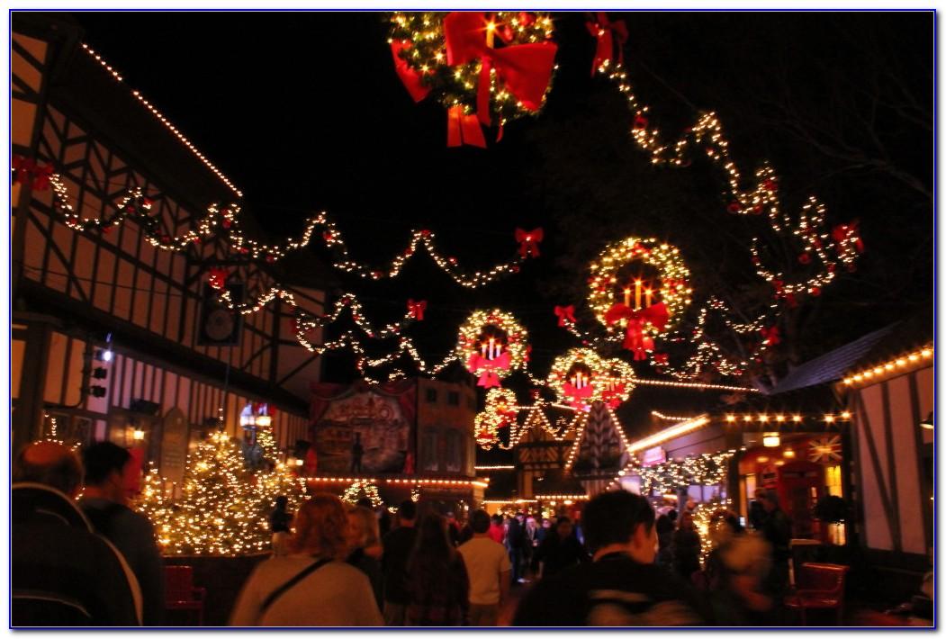 Busch Gardens Christmas Town Groupon