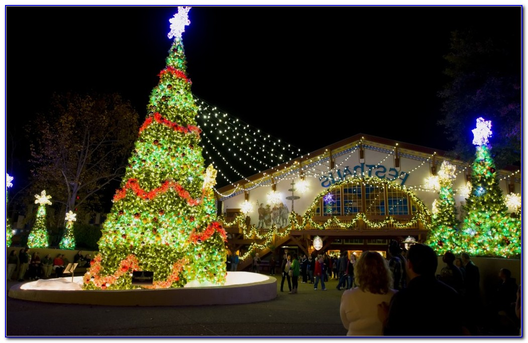 Busch Gardens Christmas Town Twinkle Tickets