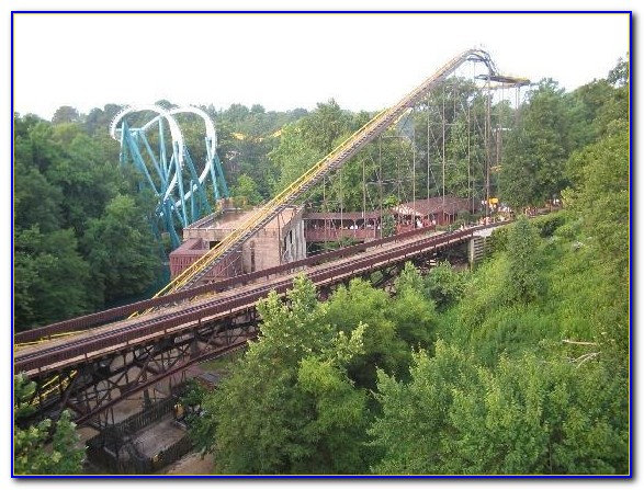 Busch Gardens Williamsburg Rides Youtube