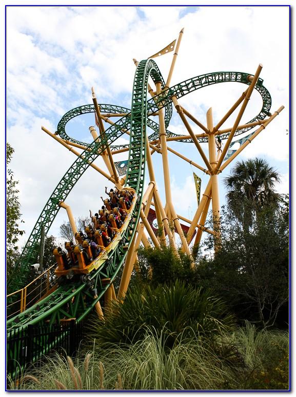 Cheetah Hunt Busch Gardens Orlando