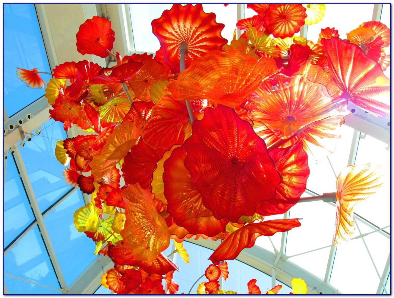 Chihuly Garden And Glass Parking