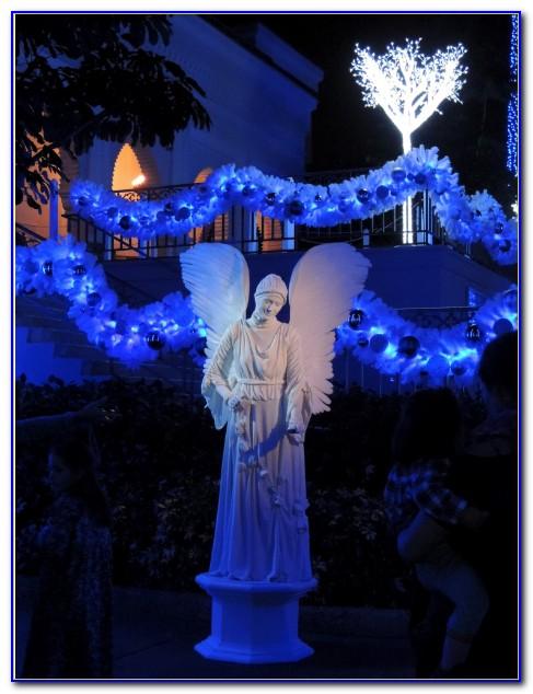 Christmas Town Busch Gardens Tampa Snow