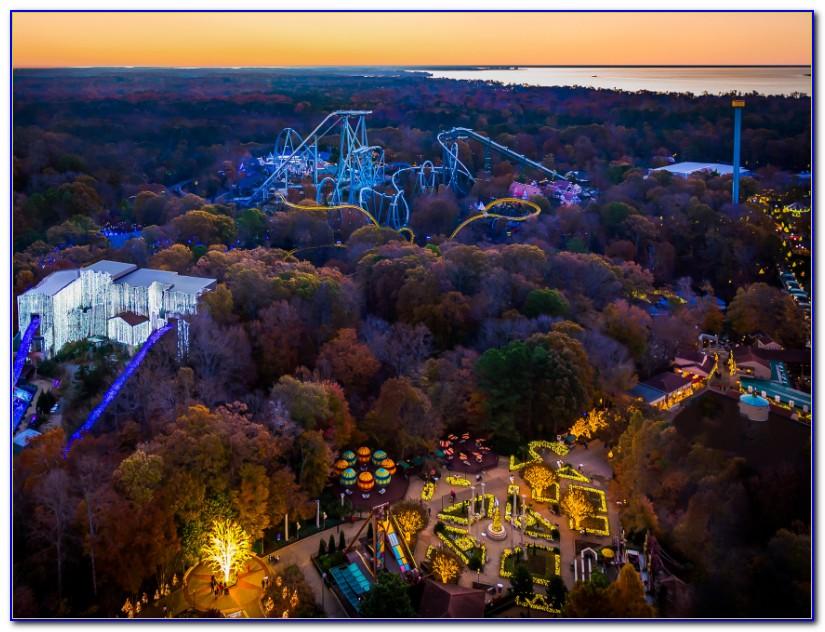 Christmas Town Busch Gardens Williamsburg Hours