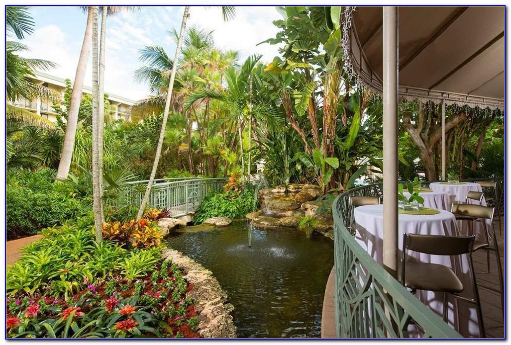Doubletree Palm Beach Gardens Wedding