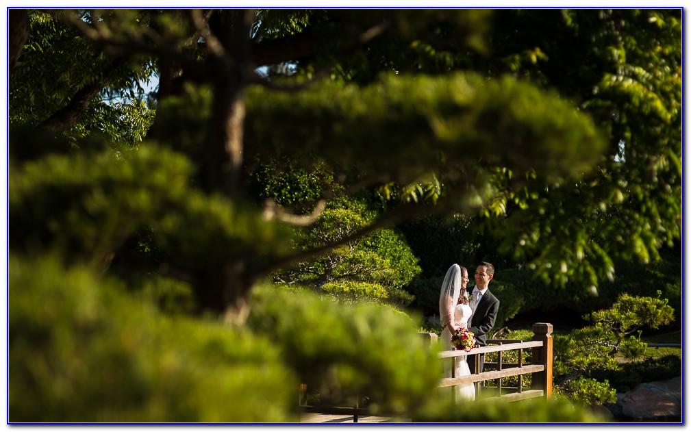 Earl Burns Miller Japanese Garden Parking