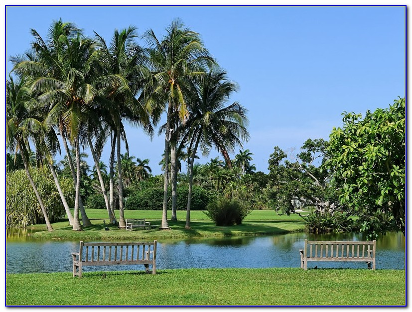 Fairchild Tropical Botanic Garden Map