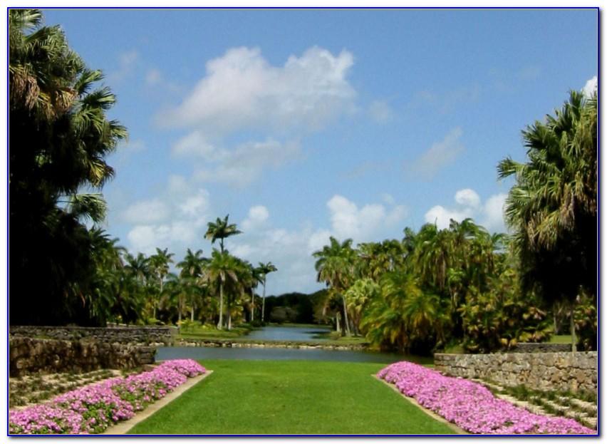 Fairchild Tropical Botanic Garden Membership