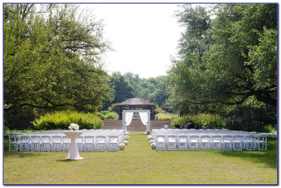 Fort Worth Botanic Garden Wedding