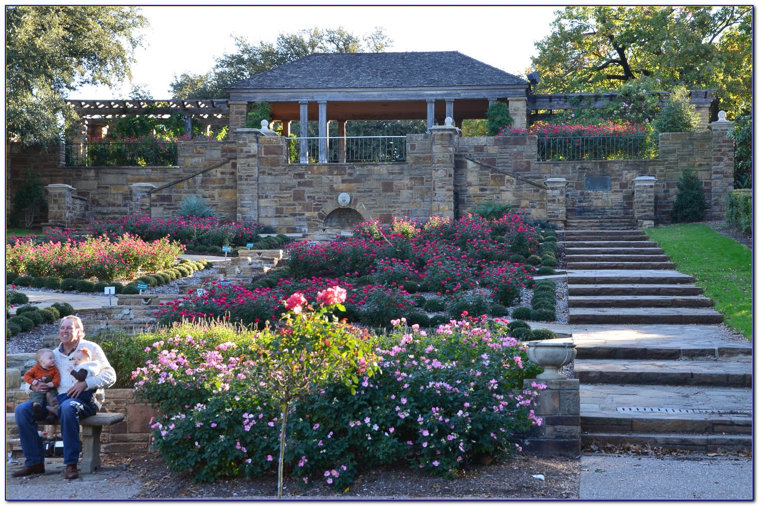 Fort Worth Botanical Gardens Concerts