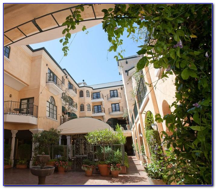 Garden Court Hotel Palo Alto Ca 94301