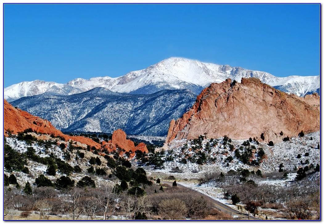 Garden Of The Gods Colorado Springs Address